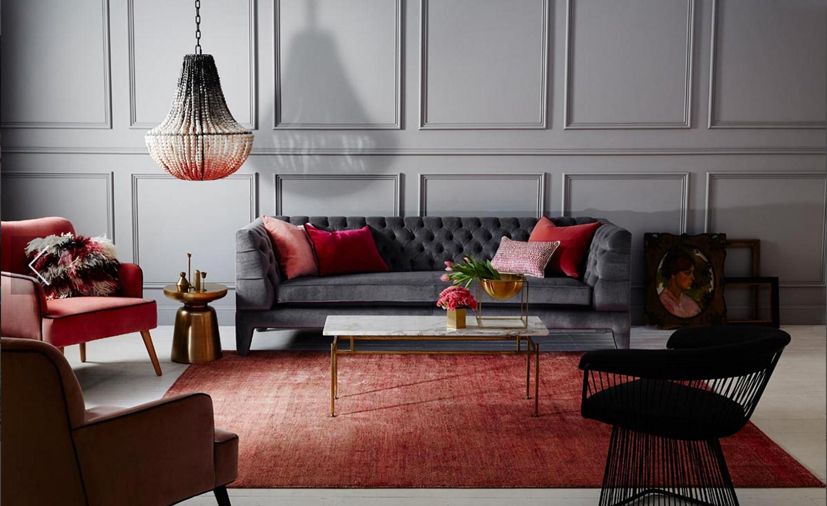 die ideale beleuchtung im wohnzimmer. Black Bedroom Furniture Sets. Home Design Ideas