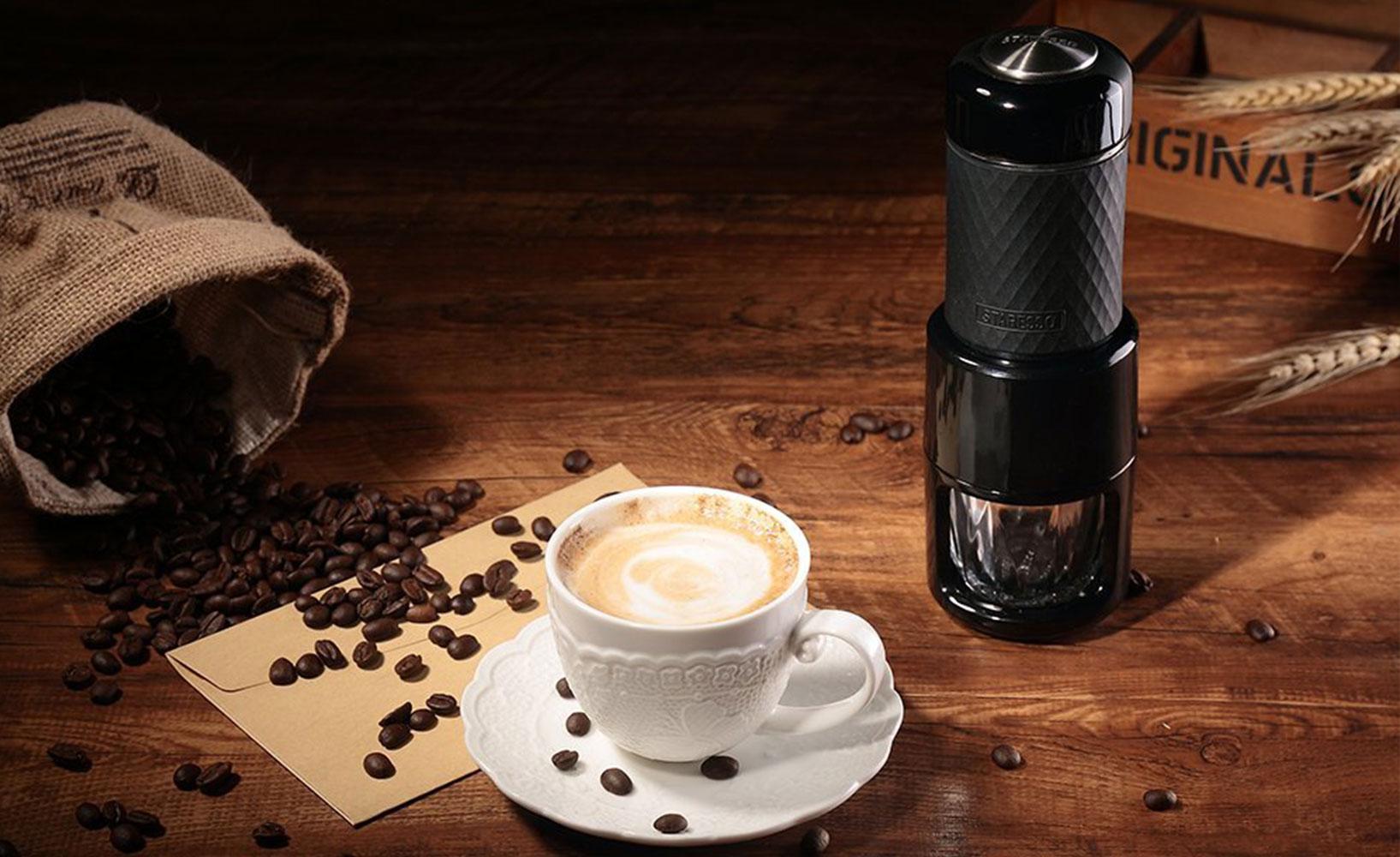 10 Geschenkideen für Frauen - Espresso Maschine