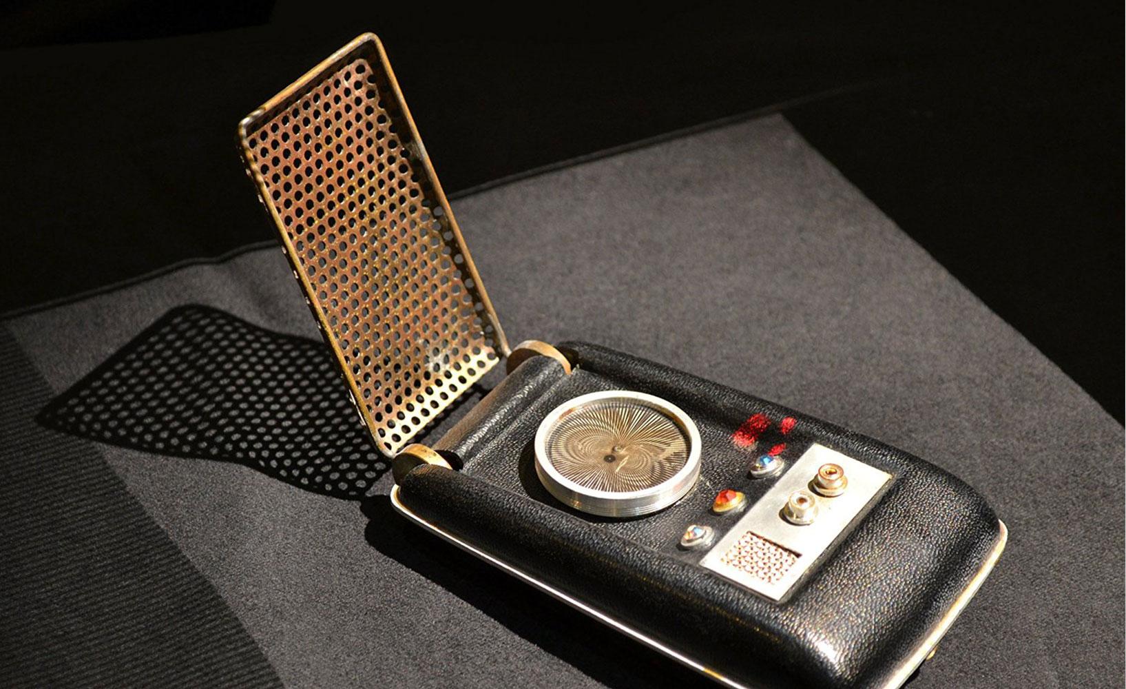 10 Geschenkideen für Männer - Whiskey Gläser - Star Trek Kommunikator
