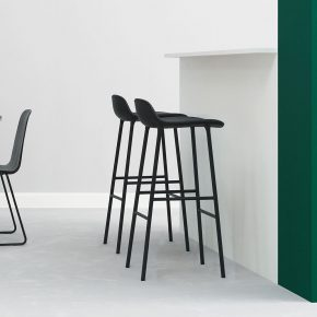 form von normann copenhagen st hle mit raffinesse. Black Bedroom Furniture Sets. Home Design Ideas