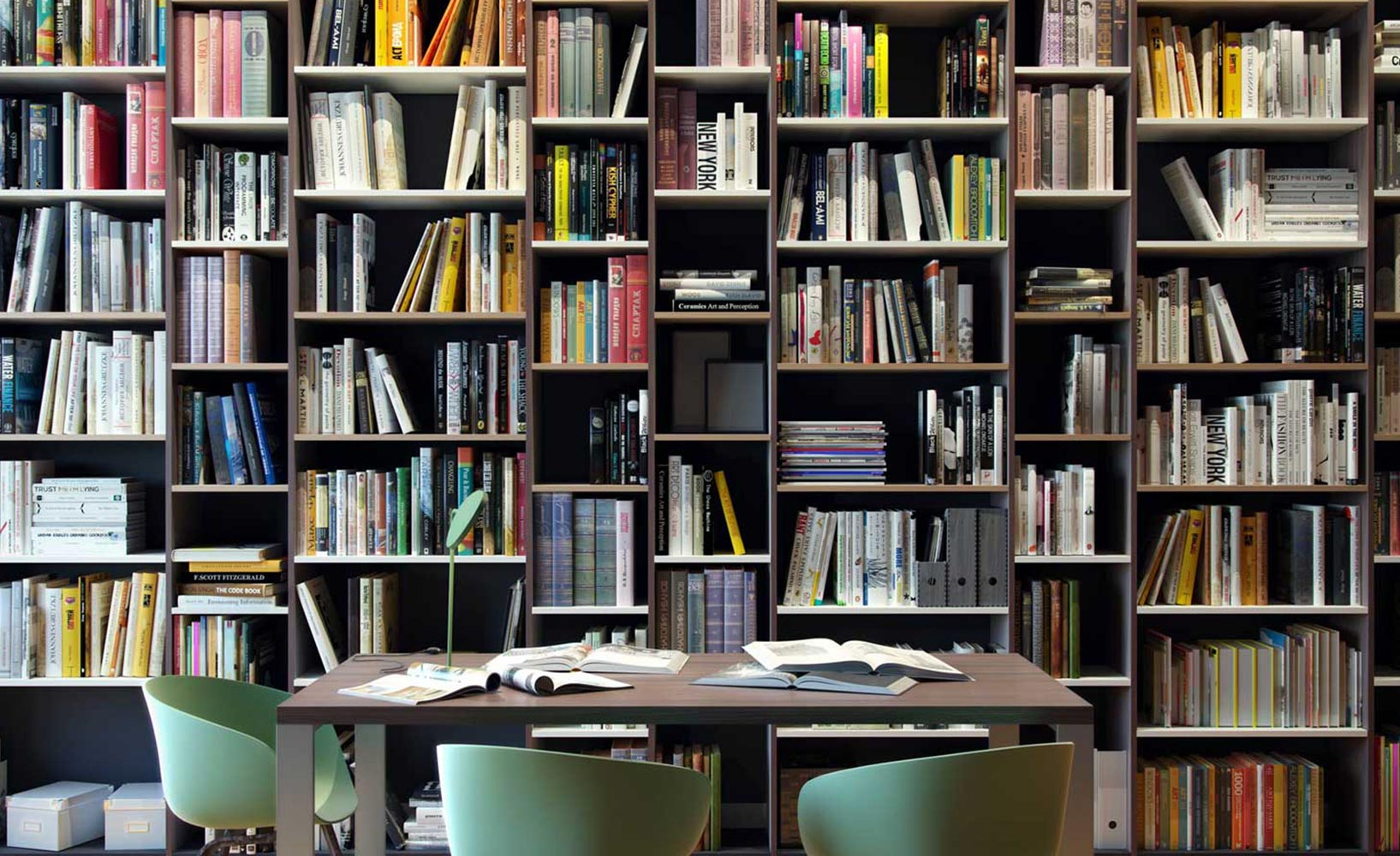 Bücherregale von mycs