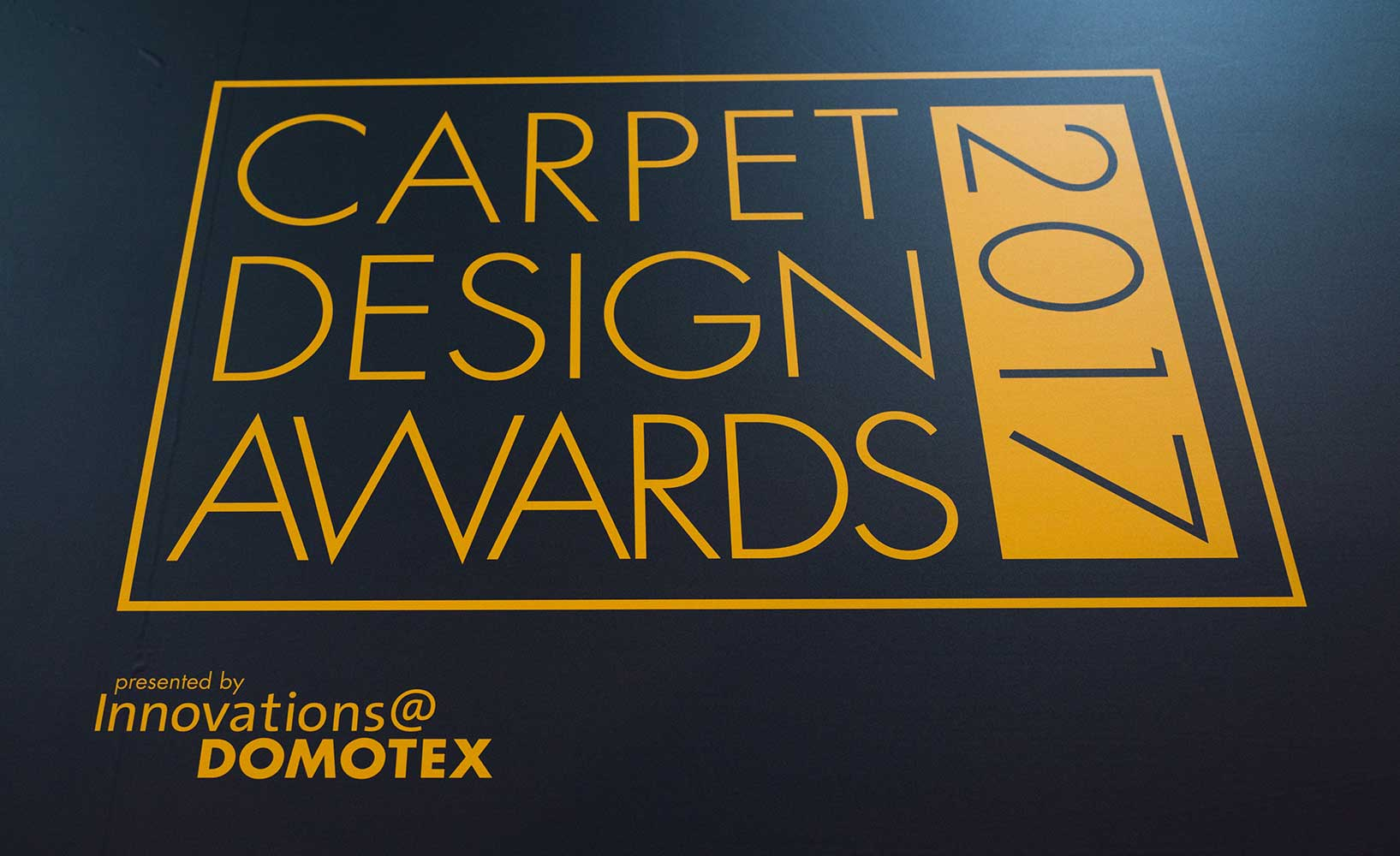 Carpet Design Awards 2017