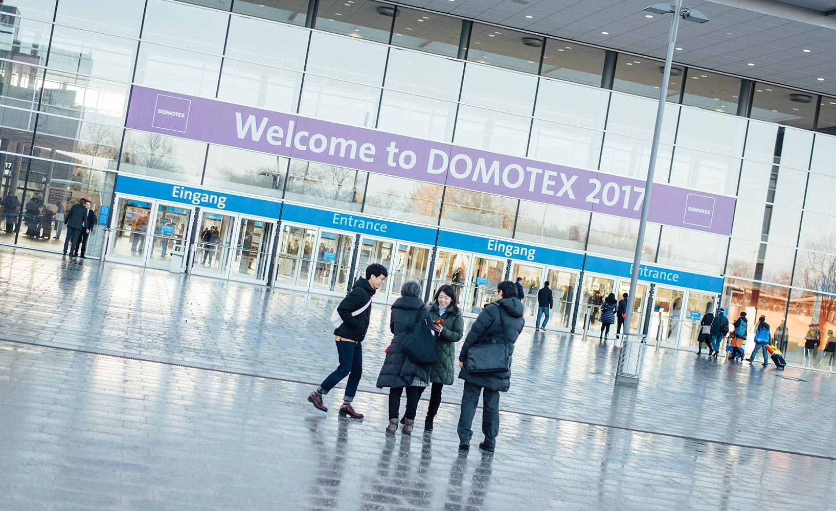 Domotex 2017 U2013 Die Highlights Der Messe