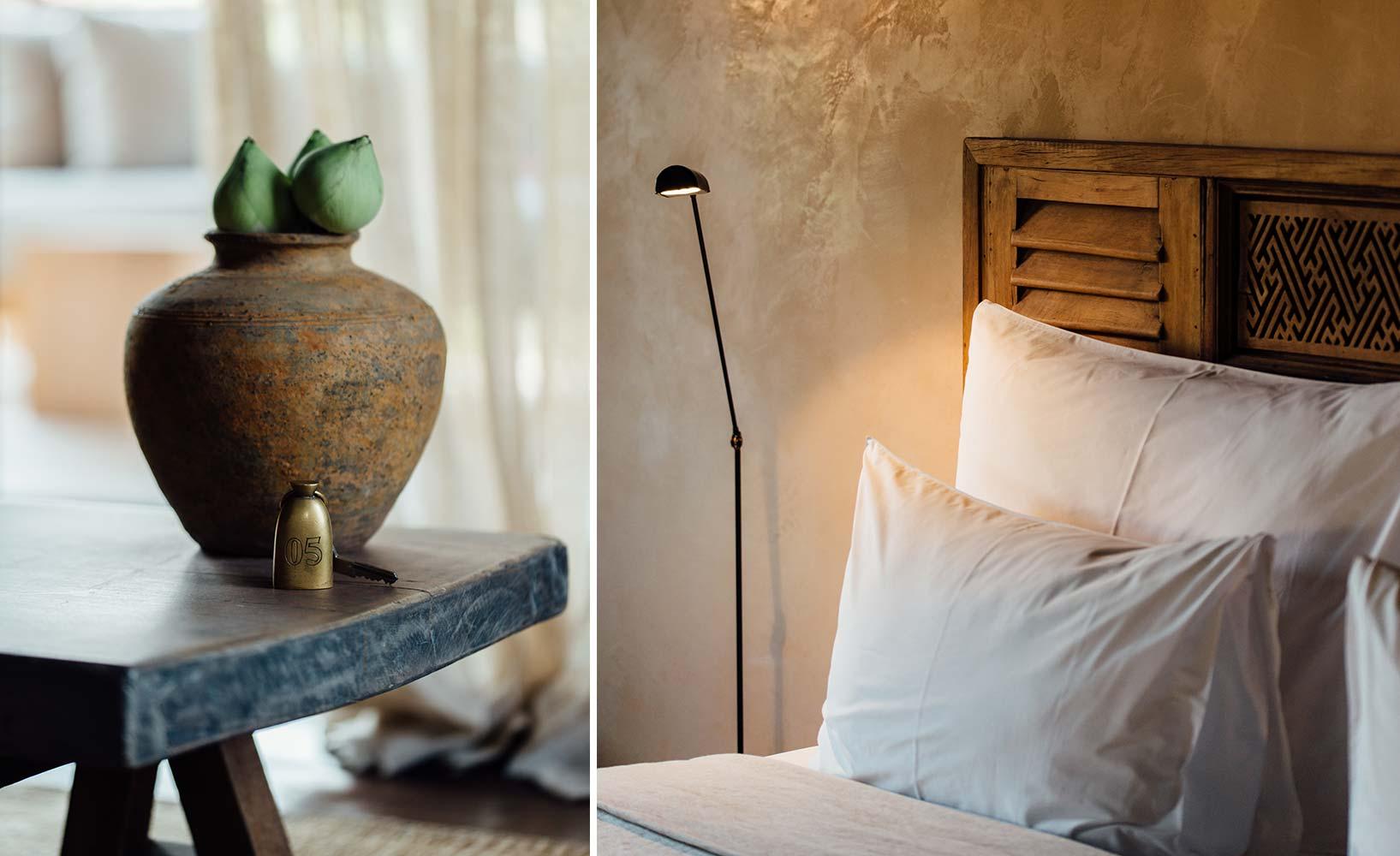 Amazing Einfache Dekoration Und Mobel Authentischer Urlaub Im Designhotel Phum Baitang #8: Interior Design Phum Baitang