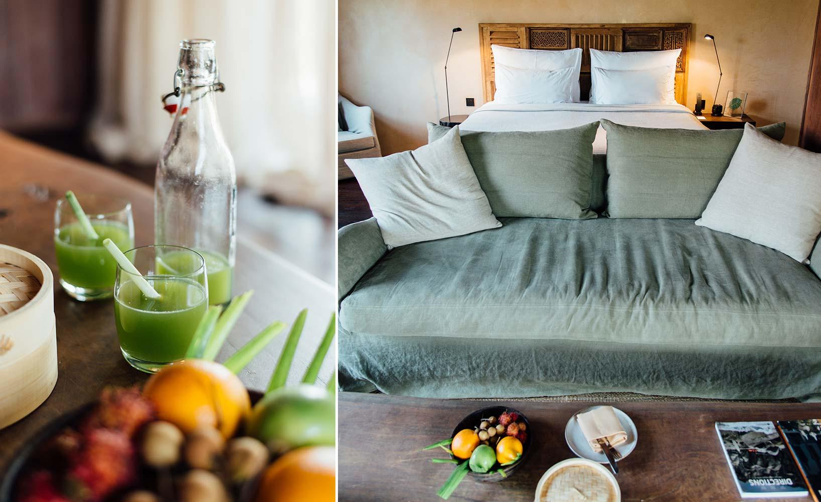 Marvelous Einfache Dekoration Und Mobel Authentischer Urlaub Im Designhotel Phum Baitang #10: Livingbereich Phum Baitang