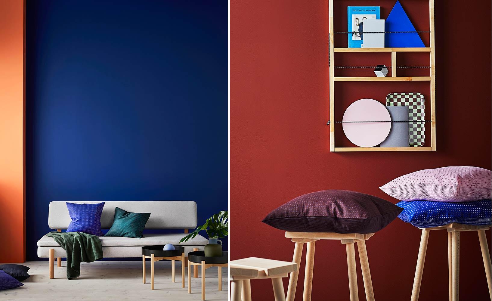 IKEA und HAY Kollektion