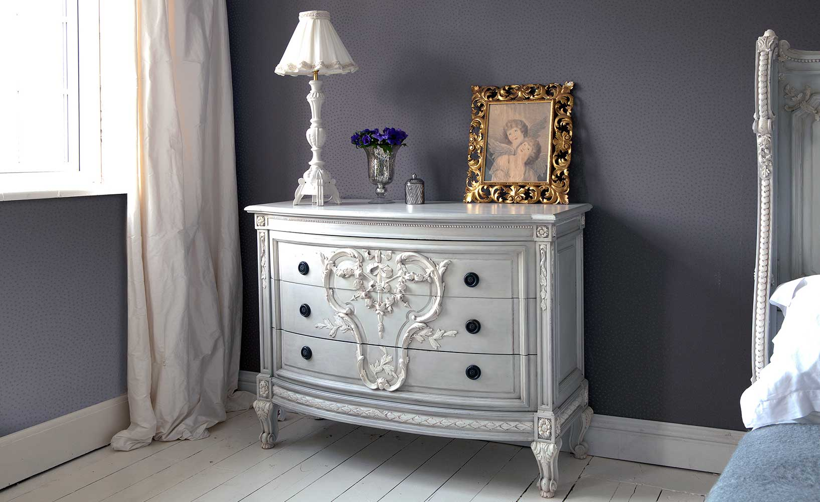 5 coole sideboards in shabby chic optik for Wohnzimmerschrank shabby