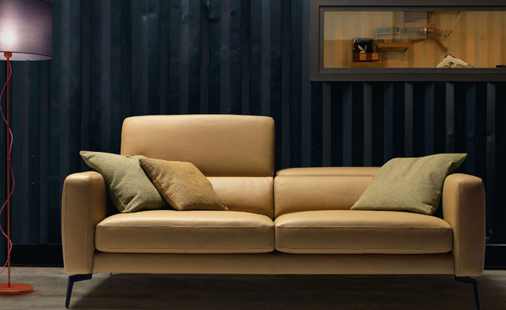 AuBergewohnlich Eleganz In Wohnzimmer Und Büro Mit Italienischem Design