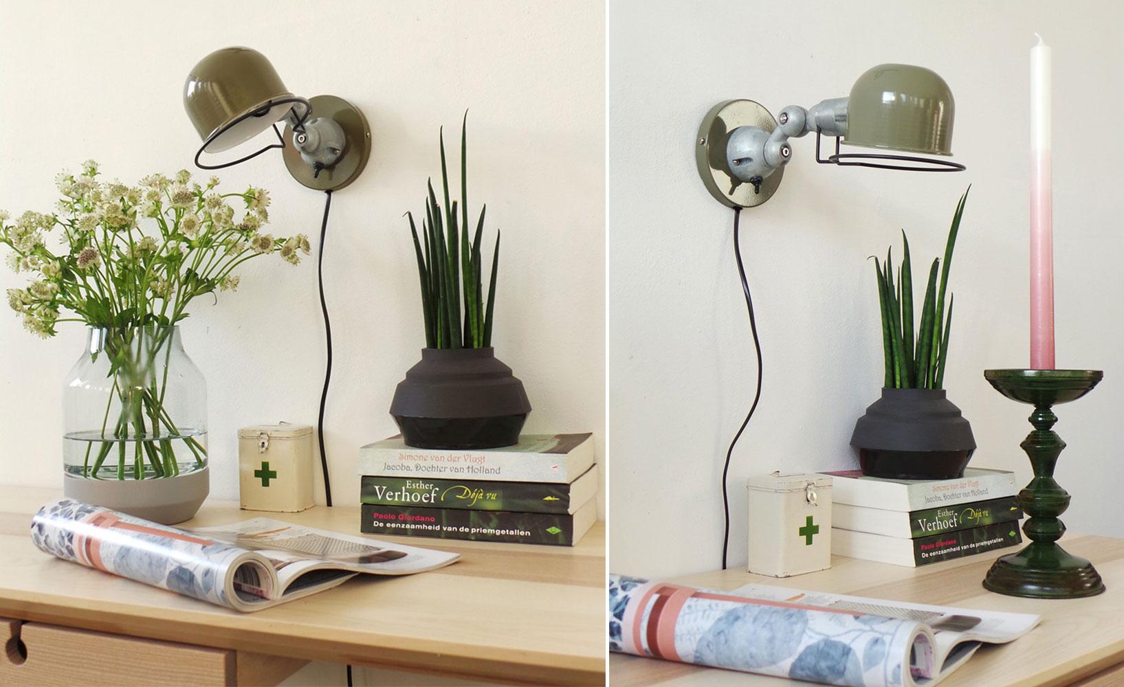 Wandlampen als Deko-Element