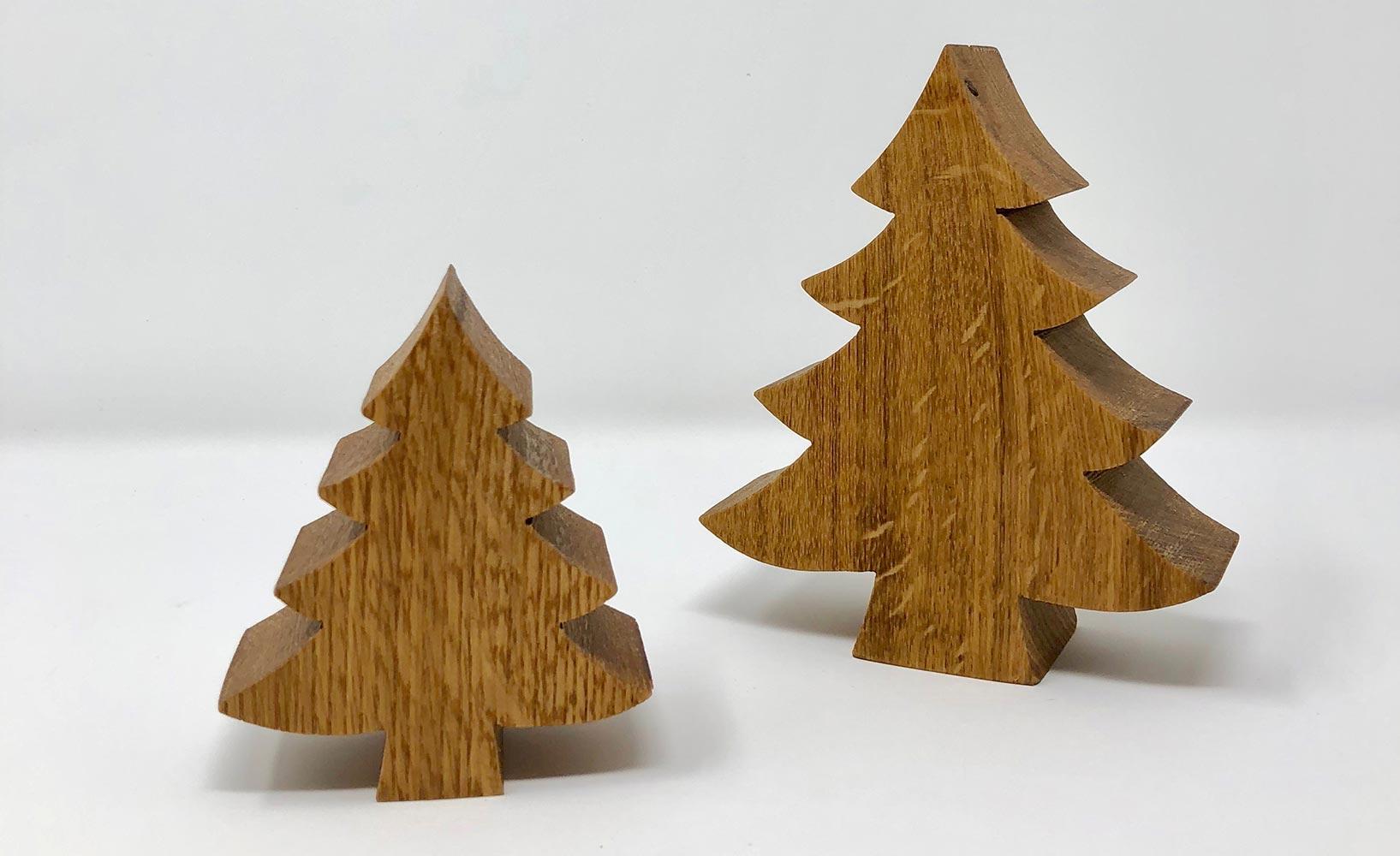 7 Winterdeko Ideen Aus Holz