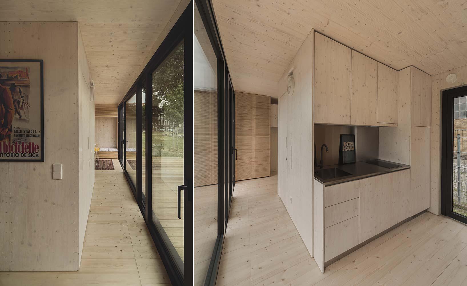 Maxim Kurennoy Tiny Houses