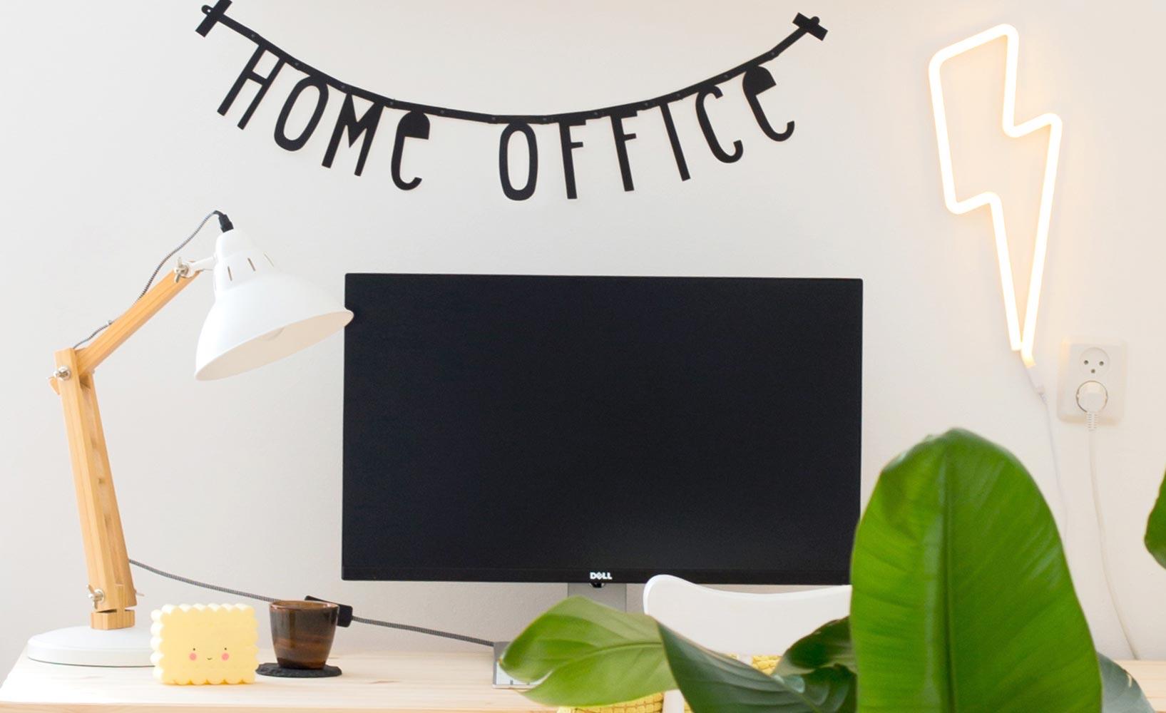 Tipps, ein kleines Arbeitszimmer einzurichten