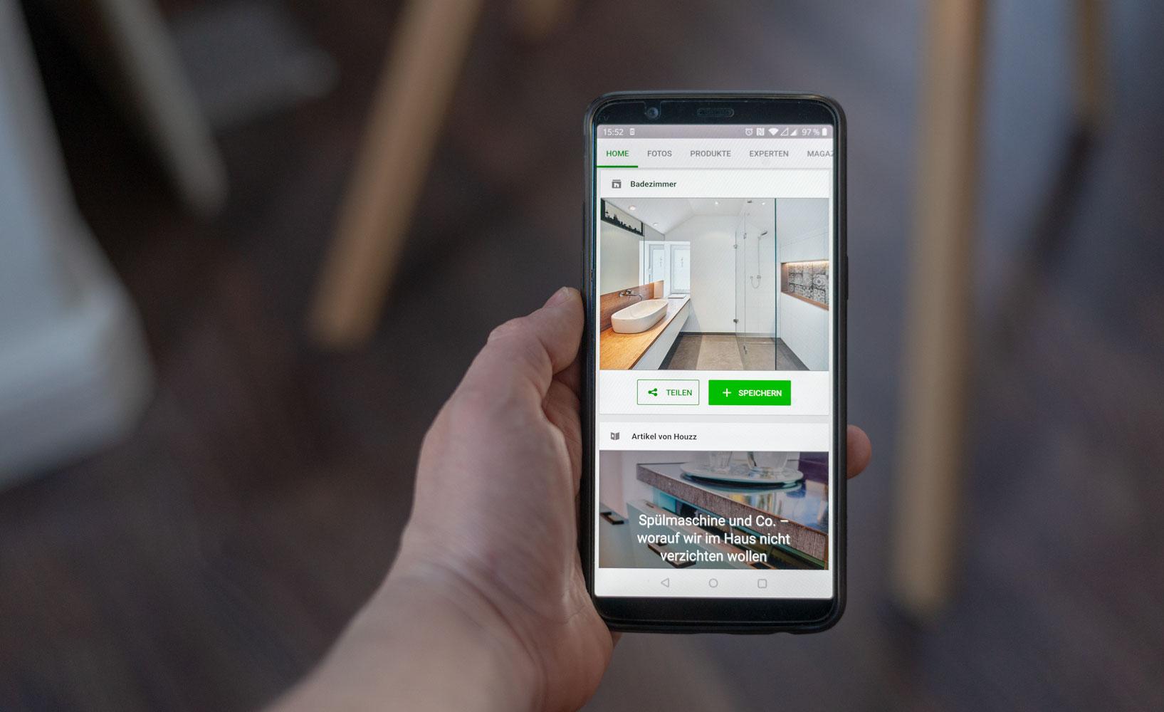 6 praktische und unterhaltsame Interior-Design-Apps