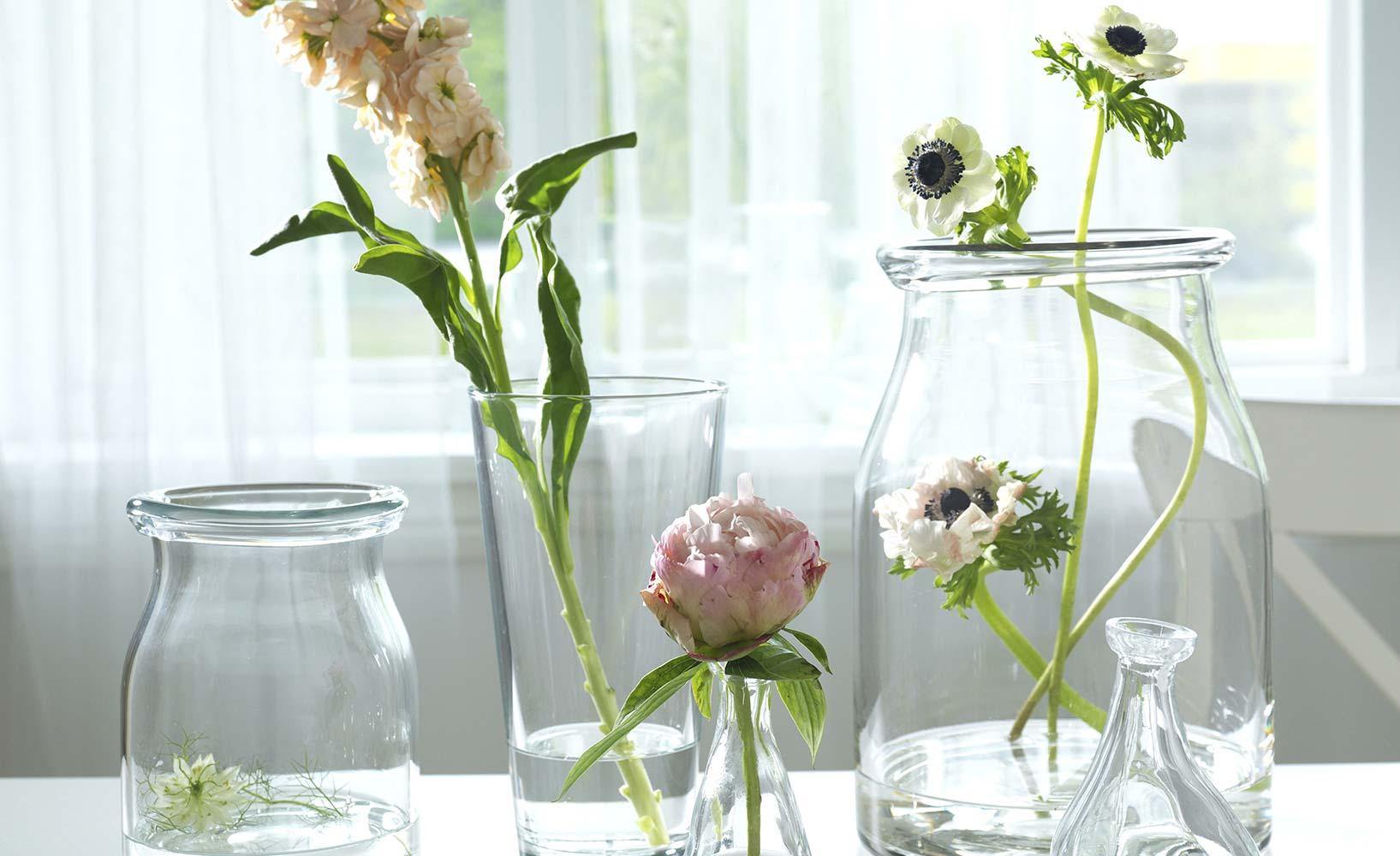 Florale Osterdekoration