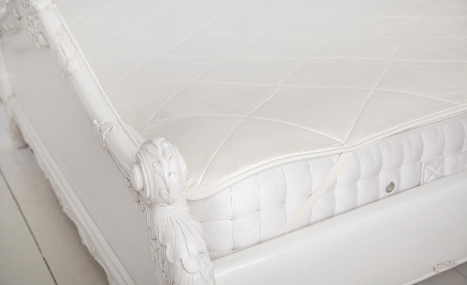 Matratzenauflagen für das Bett