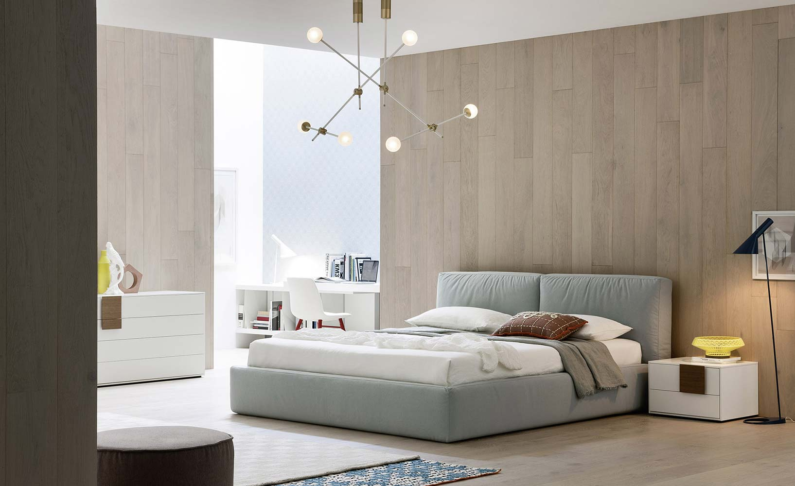 Komfort im Schlafzimmer