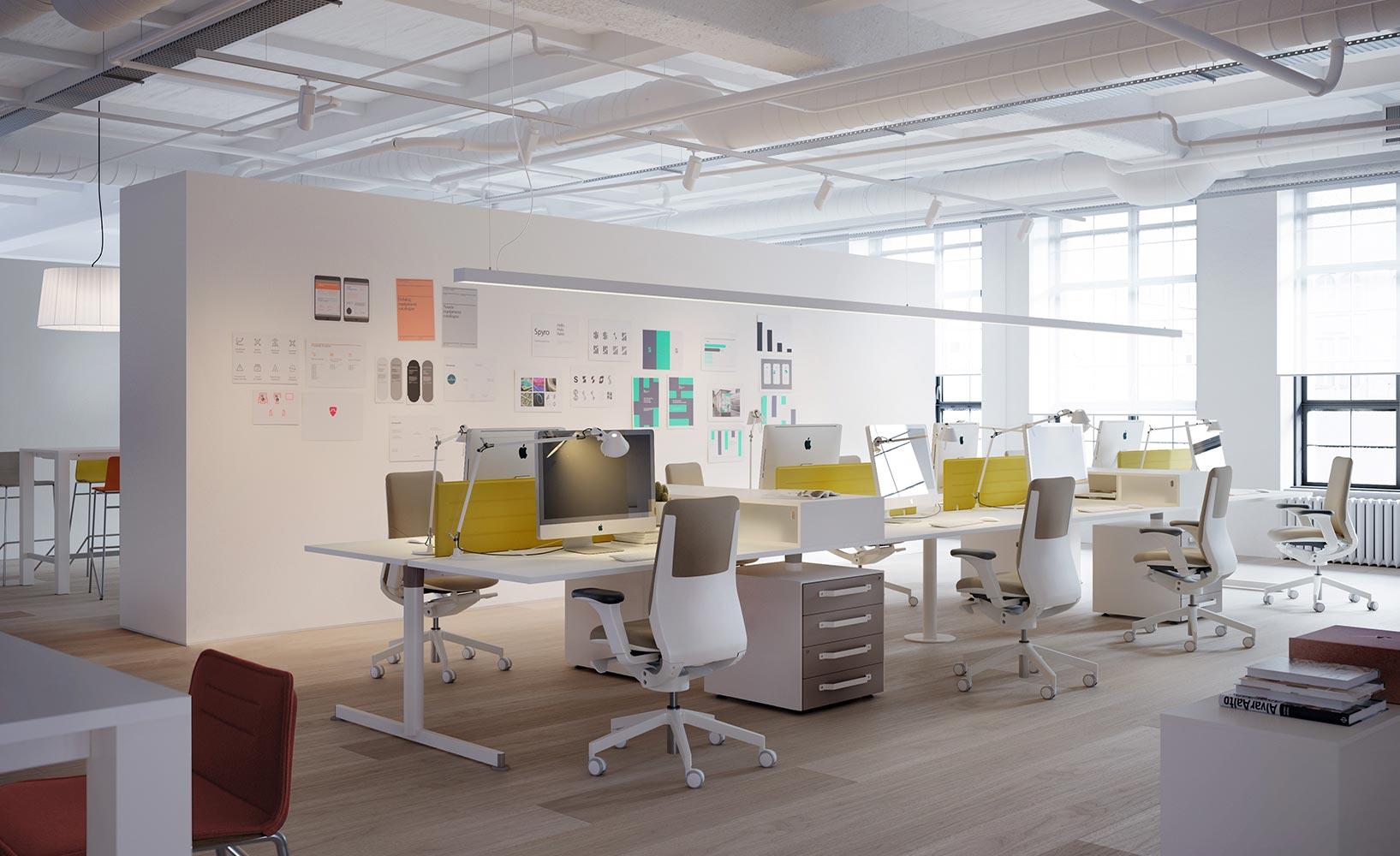Büromöbel aus Portugal von Guialmi