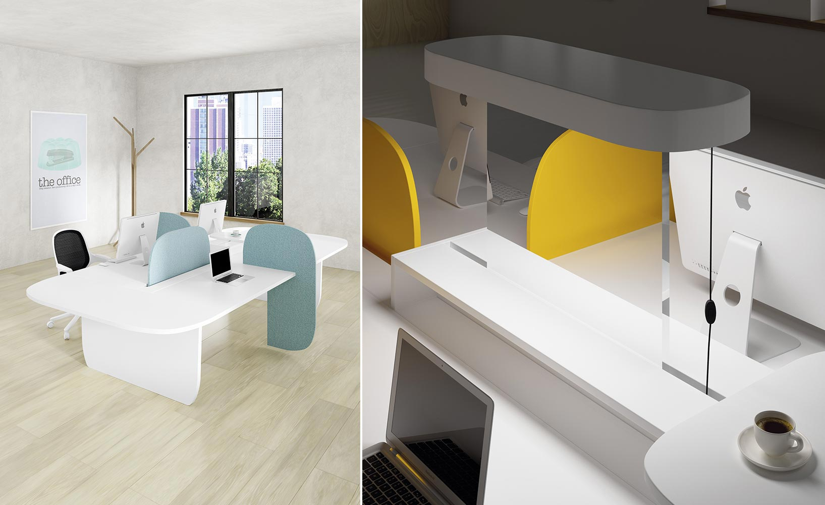 Fercia Büro Möbel