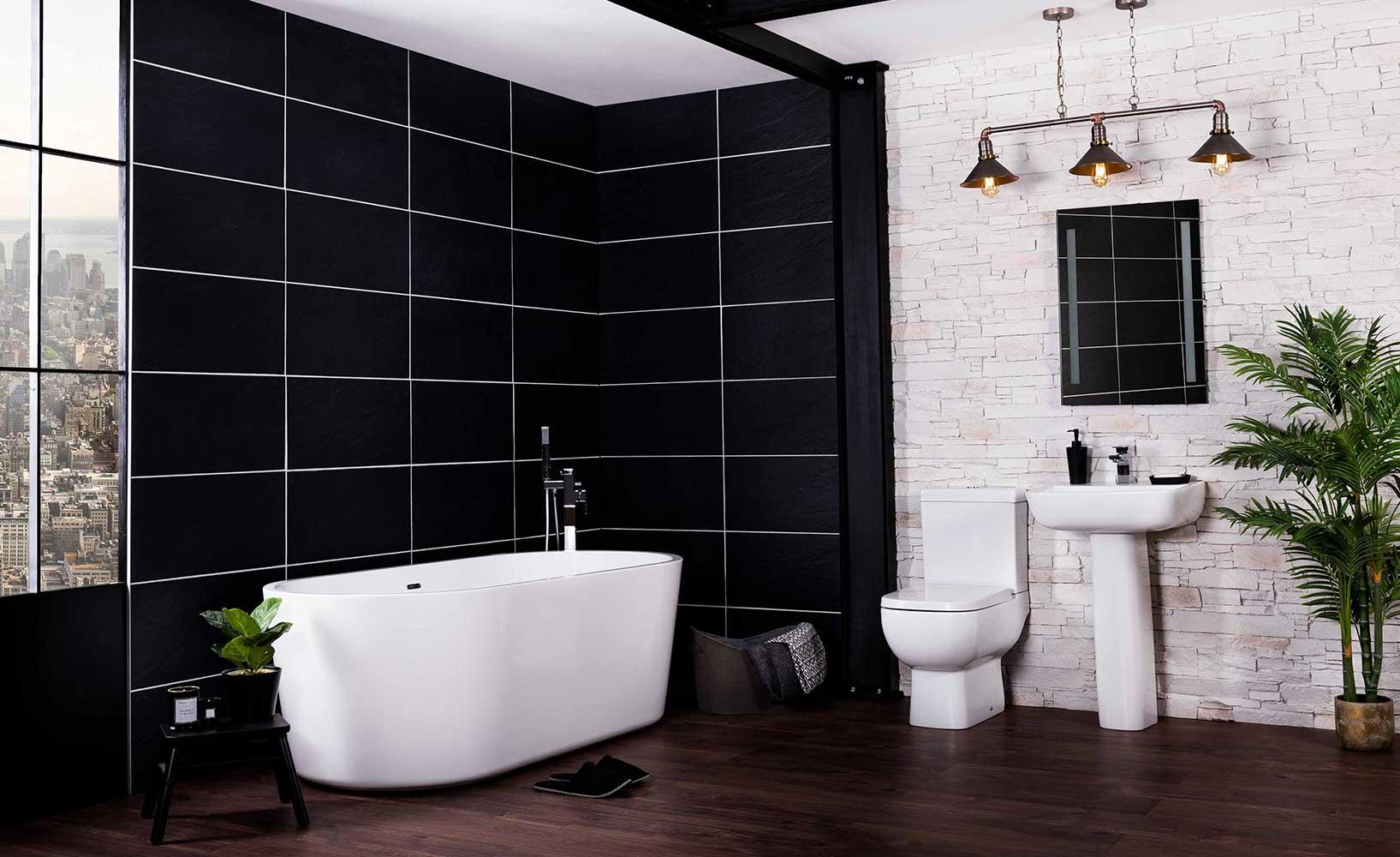 Moderne Badezimmer erkennen und einrichten