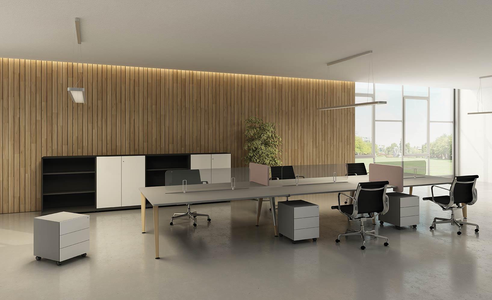 Möbel fürs Büro von Raio in Portugal