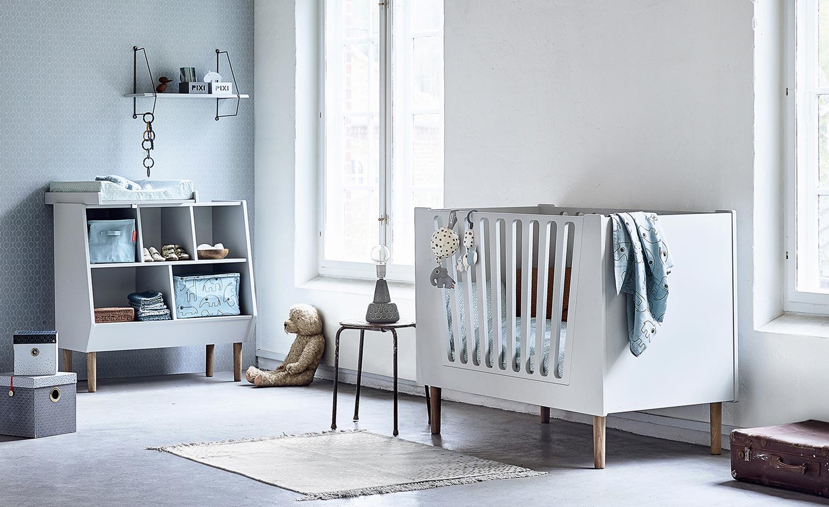 Die Grundausstattung im Babyzimmer