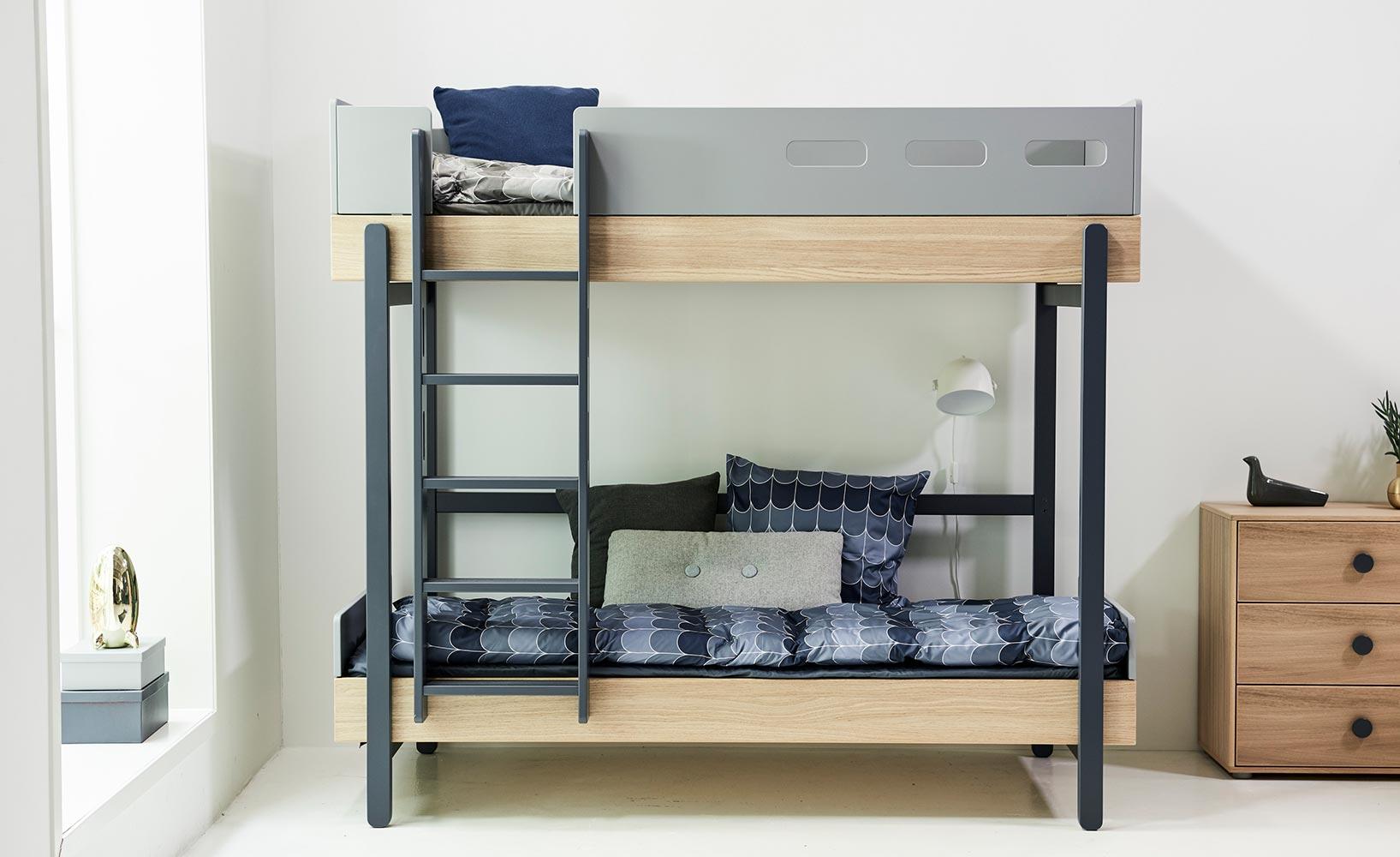 3 Vorteile von Etagenbetten für Kinder