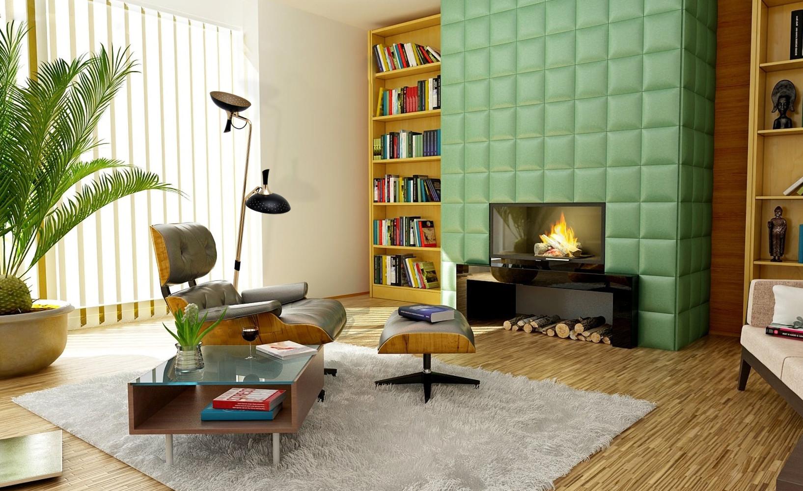 Möbel, Farben, Accessoires: Moderne Wohnzimmertrends 2020