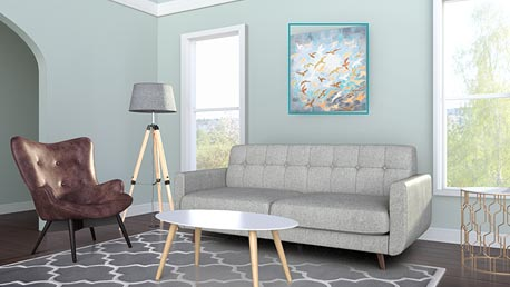 Zum virtuellen Wohnzimmer