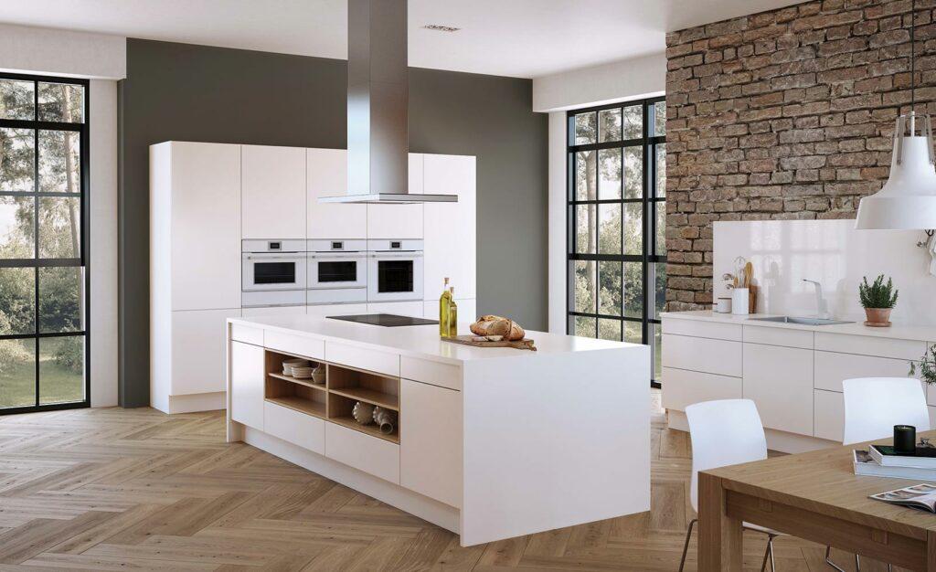 Möglichkeiten eine Küche smart zu machen