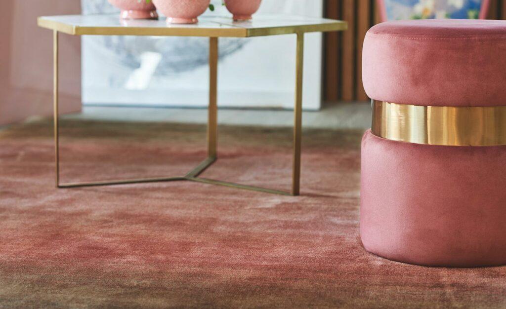 Tiefenreinigung für Teppiche