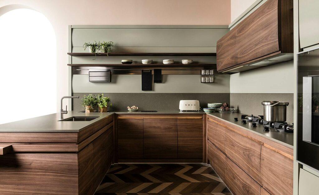 Schritte bei der Küchenplanung