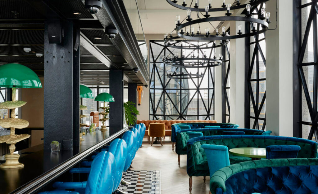 3 inspirierende Industrial Design-Hotels
