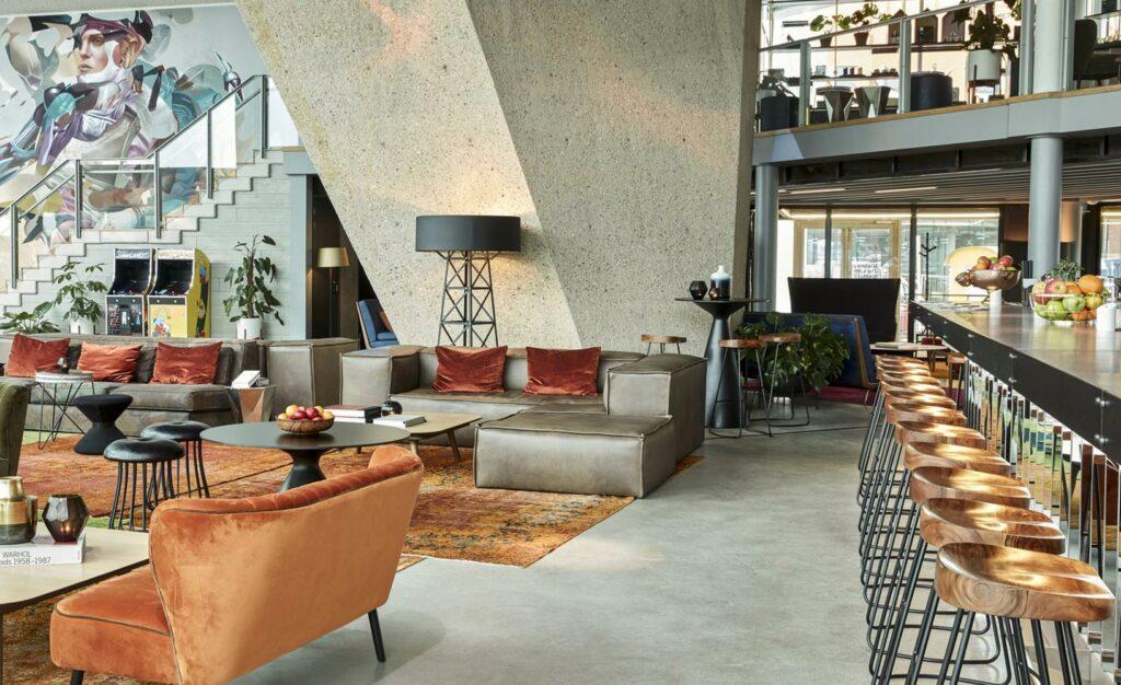 Industrial Design-Hotels Inspiration