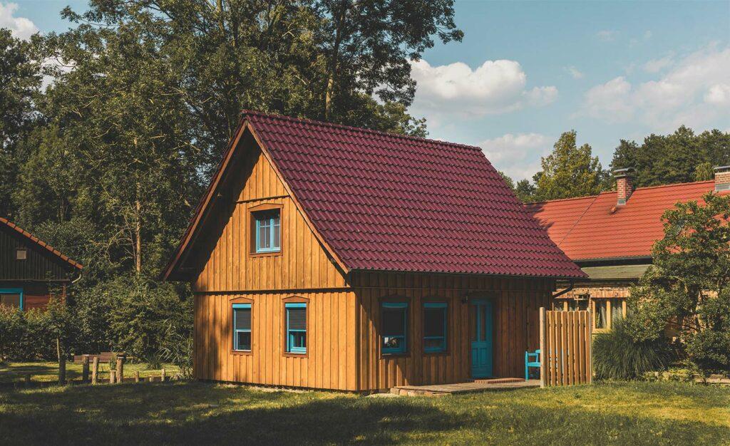 Moderne Eigenheime aus Holz