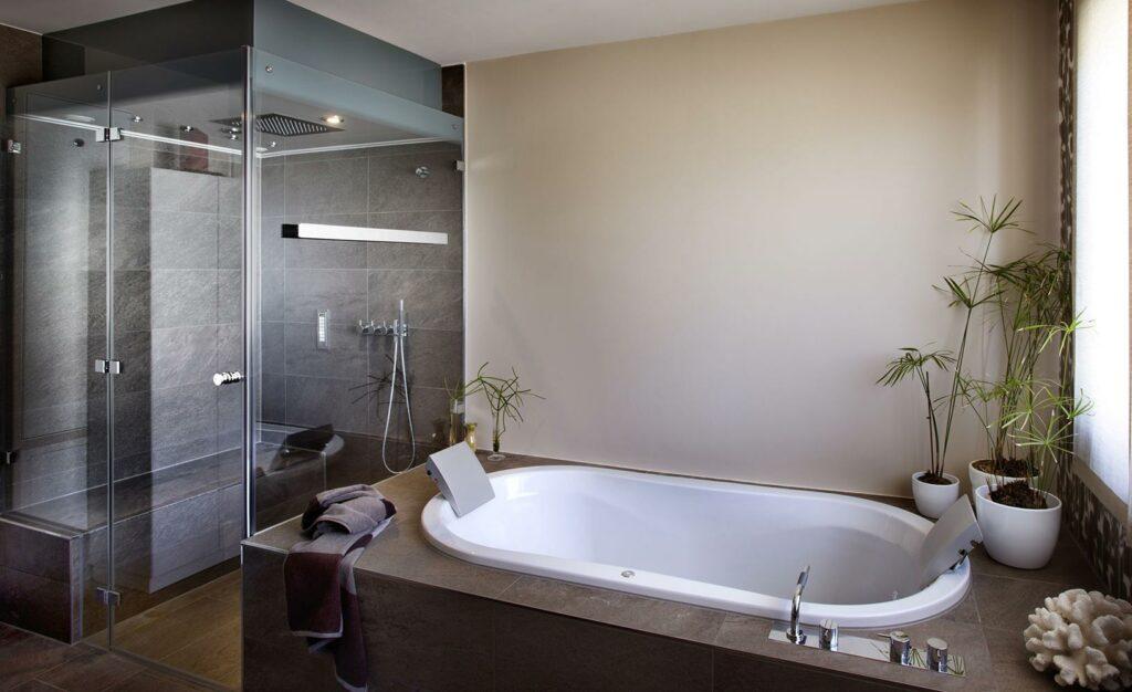 Duschkabinen für kleine Badezimmer